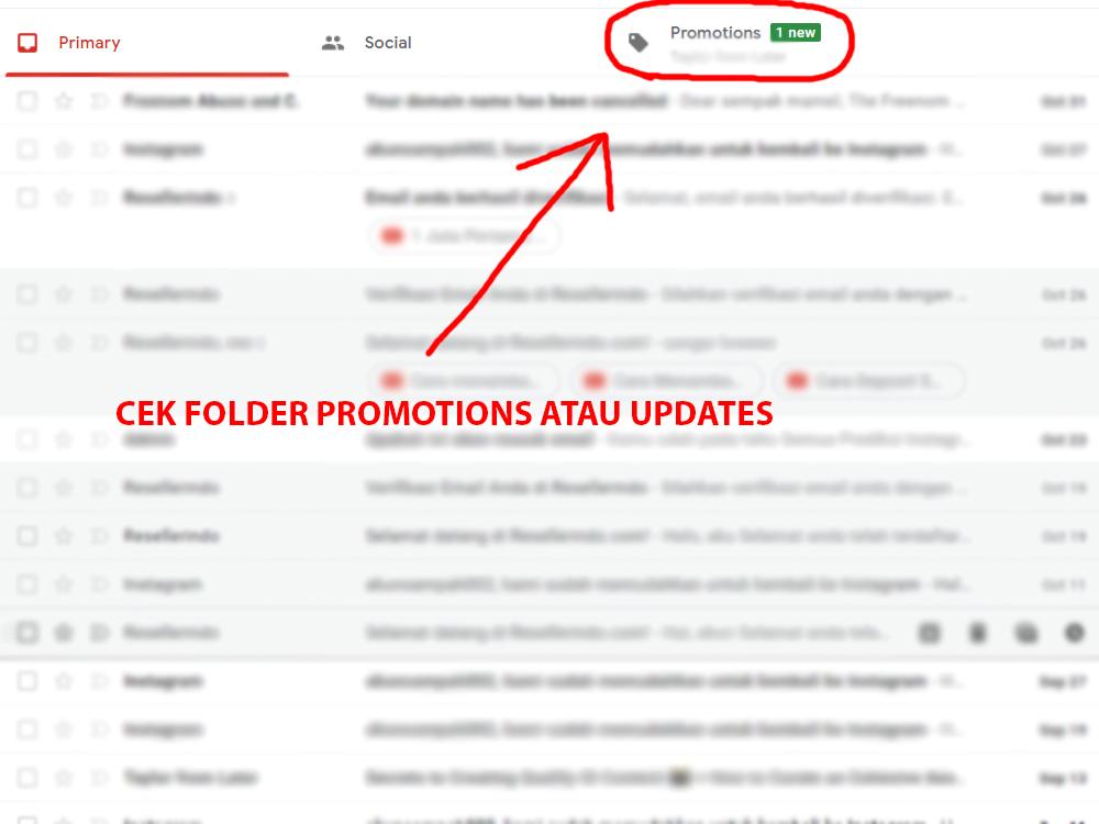 Email whitelist 1