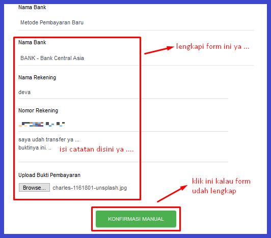 tutorial lengkap fitur resellerindo