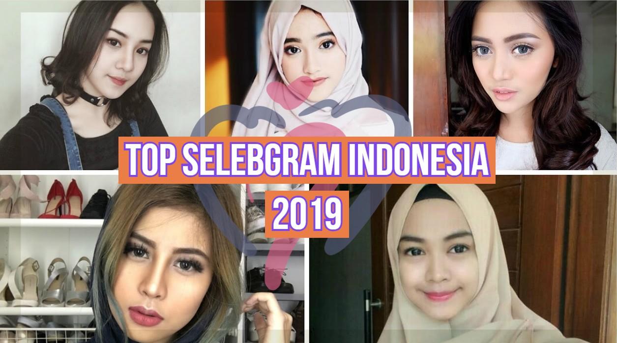 Siapa Sih Selebgram Indonesia dengan Followers Terbanyak 2019?