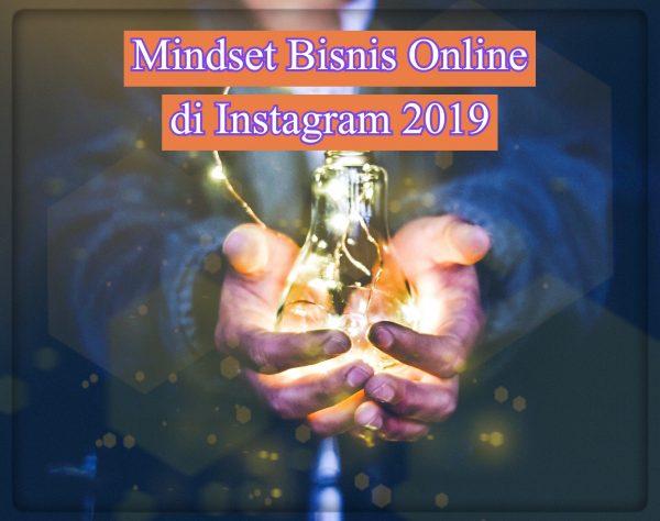Mindset Bisnis Online di Instagram