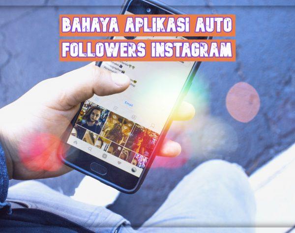 Aplikasi Followers Instagram tanpa Password dan Following