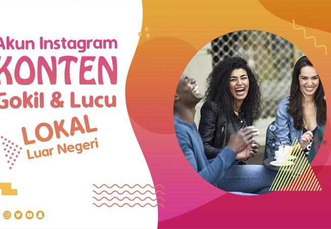 Instagram Feed konten lucu