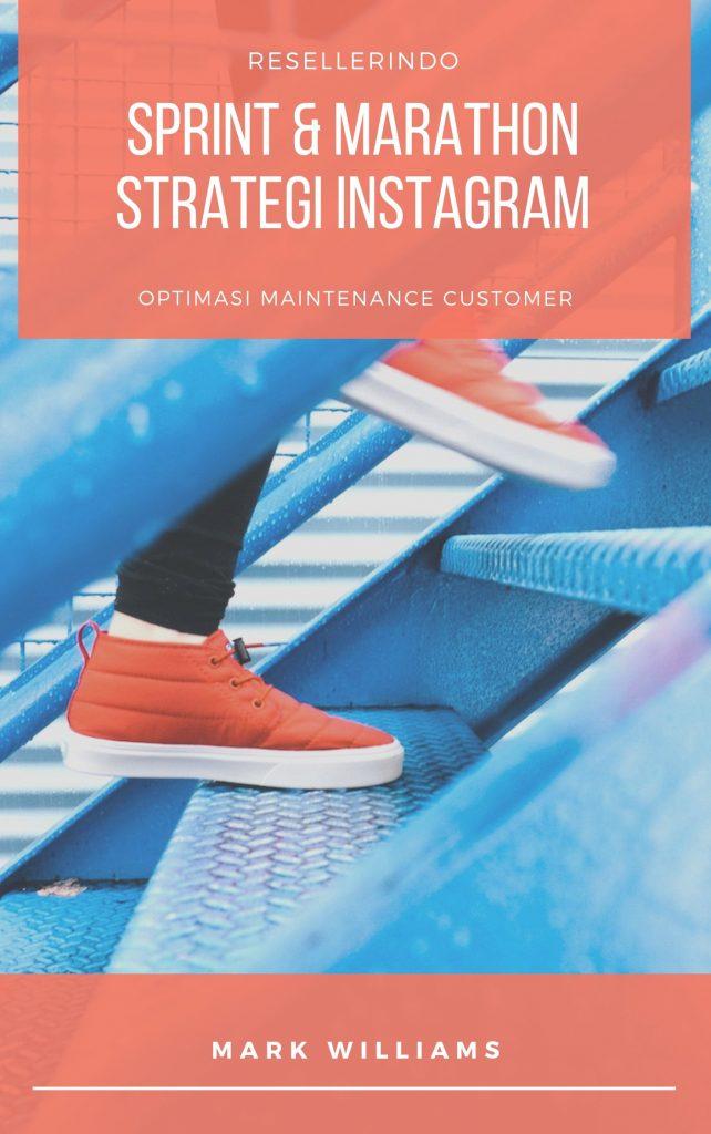 Marketing 2: Sprint dan Marathon, 2 Strategi Instagram utama