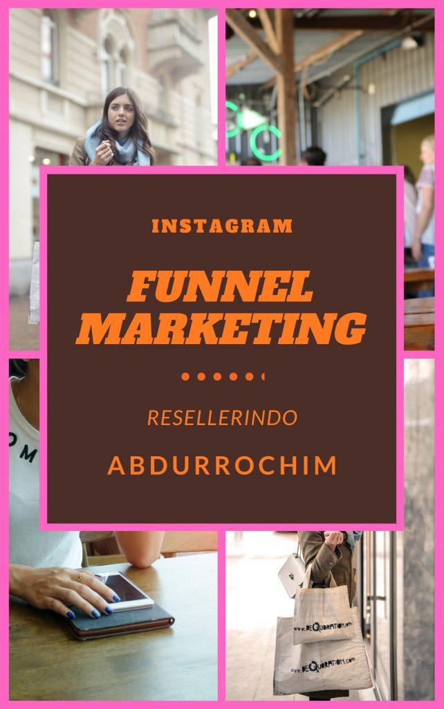 Marketing 6: Funnel Marketing di Instagram untuk Bisnis ...
