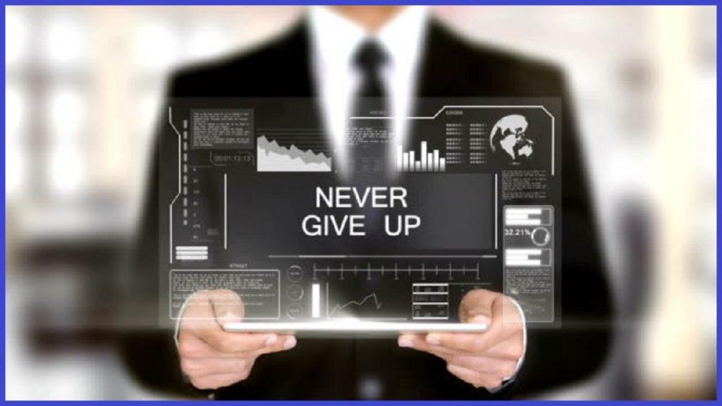 mulai bisnis online tidak boleh menyerah