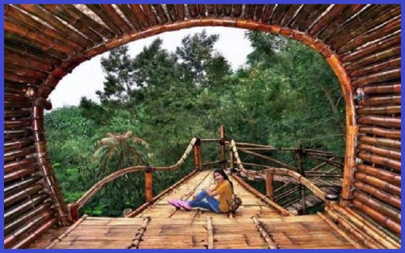 oemah bamboo new selo tempat wisata di Solo yang Instagrammable