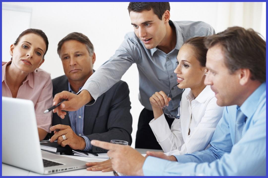 diskusi para pebisnis materi bisnis
