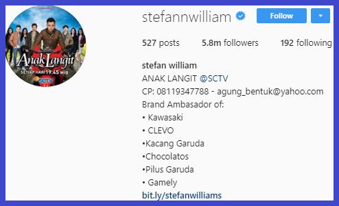 username Instagram optimasi teknis akun bisnis Instagram