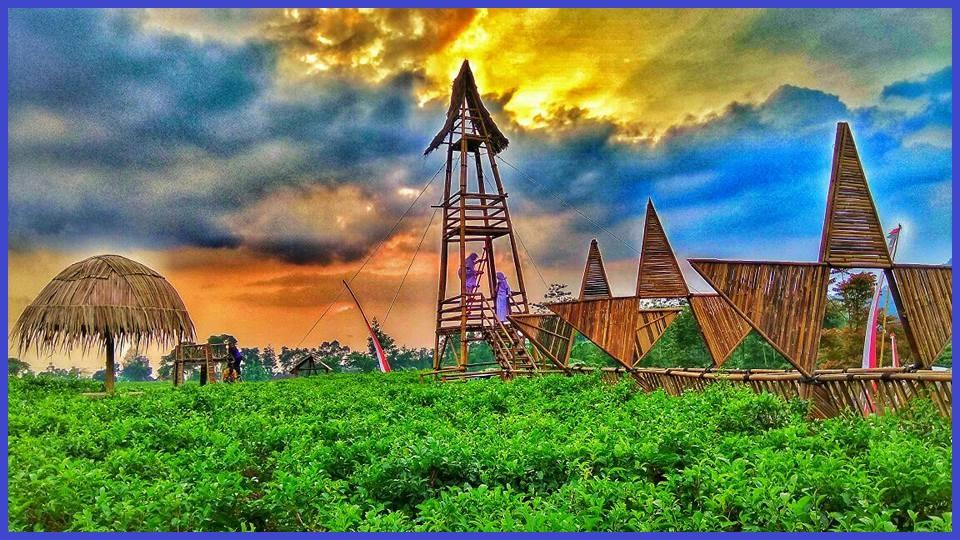 taman bintang kemuning tempat wisata di Solo yang Instagrammable