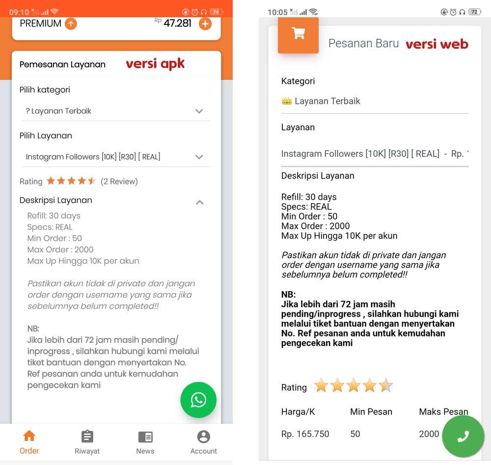 Cara Menggunakan Aplikasi Android Resellerindo