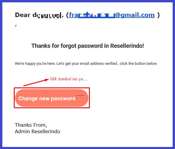 panduan user reset password esellerindo