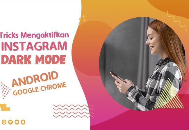 Instagram Dark Mode