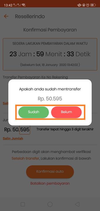 Tutorial Aplikasi Android Resellerindo