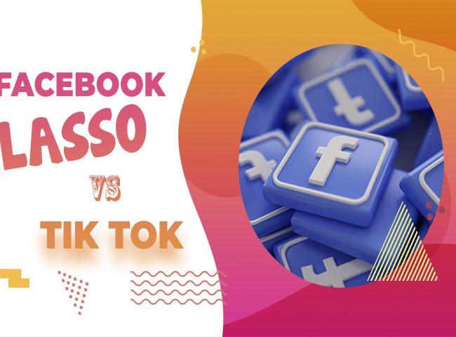 Kontroversi Lasso dan Facebook vs Tik Tok