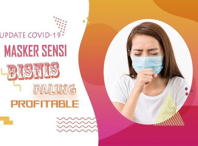 Masker Sensi: Bisnis Online Paling Untung Virus Corona COVID-19