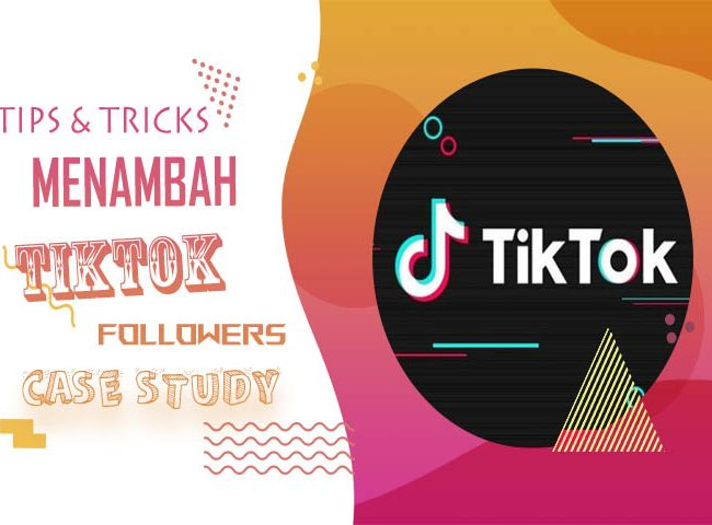 Cara Menambah Followers Tik Tok Gratis Update 2020