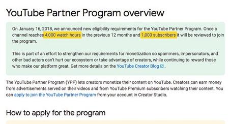 Monetisasi Youtube 2020 Tips Dan Trik Mendapat Uang Dari Internet