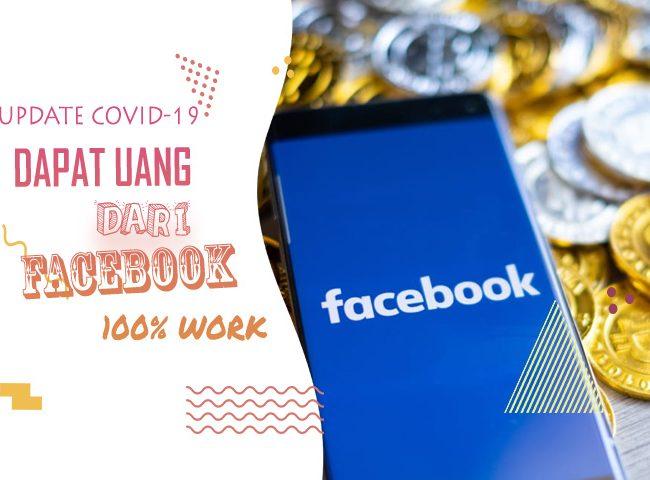 Cara Mendapat Uang dari Facebook Update 2020